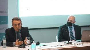 Rossi destacó el lanzamiento del IAF de una nueva línea de préstamos para militares