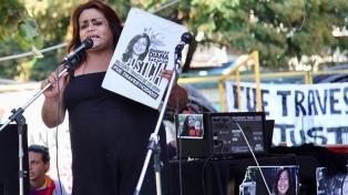 """La primera empleada trans del Senado bonaerense y su primer """"trabajo en blanco"""""""