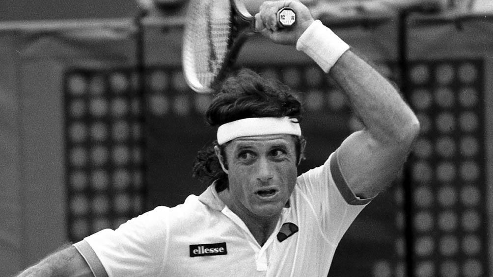 Vilas debió ser número uno del ATP durante el año 1975.
