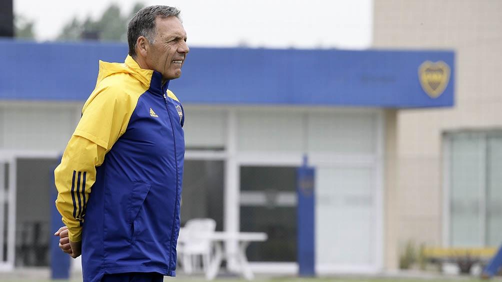 Miguel Russo habló antes de viajar a Porto Alegre.