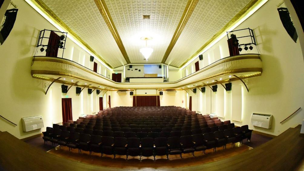 El teatro vuelve el sábado 7 de noviembre