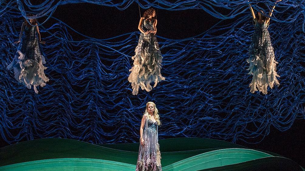"""Podrá apreciarse la ópera en tres actos """"Rusalka"""", de Antonin Dvorák."""