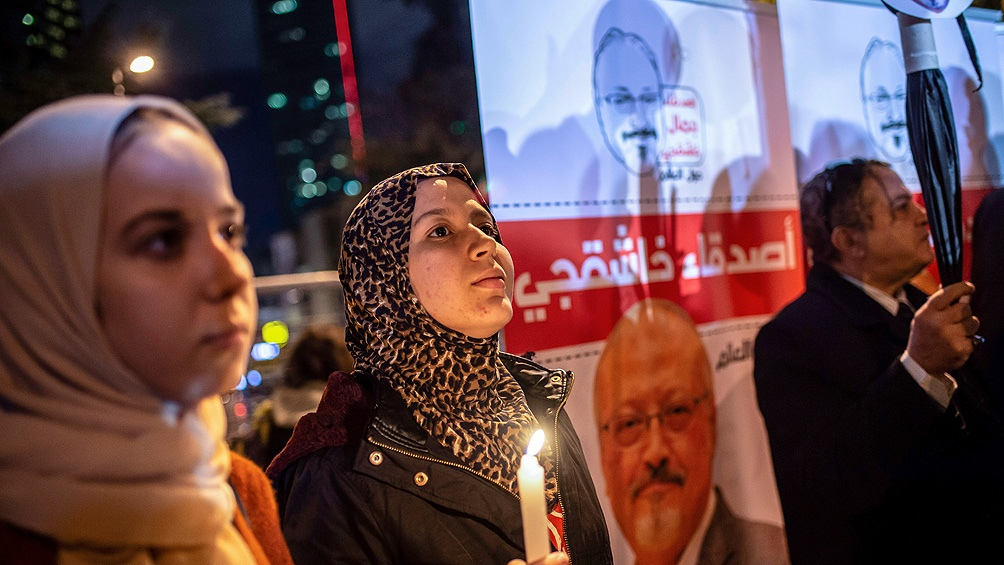Jamal Khashoggi fue asesinado en Turquía el 2 de octubre de 2018