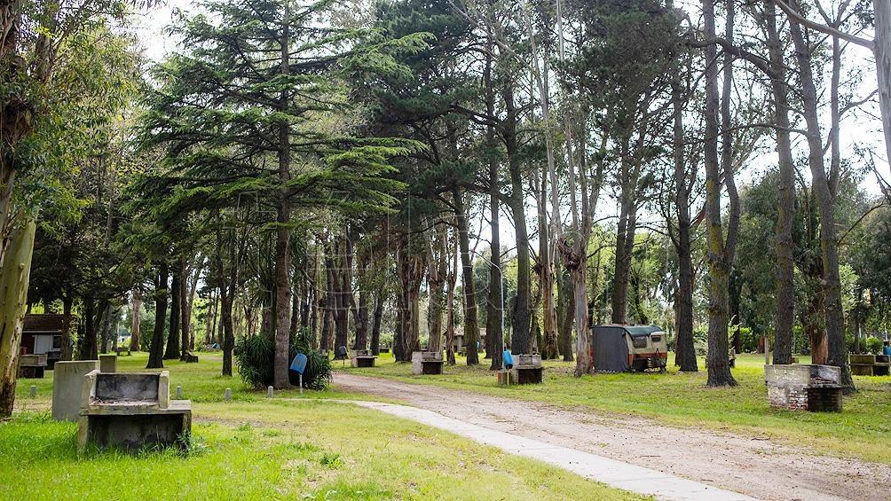 Alrededor de 80 son los campings que se extienden por toda la costa bonaerense.