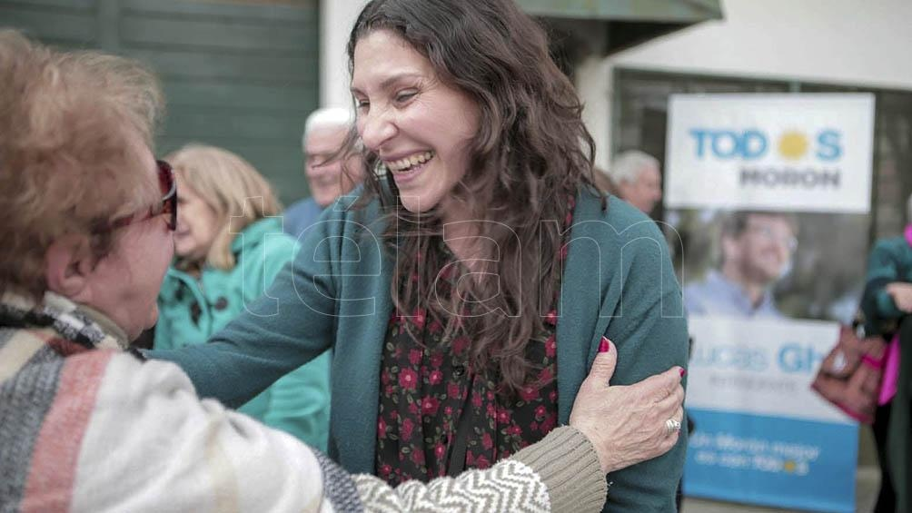 La diputada nacional del Frente de Todos, Mónica Macha, es presidenta de la comisión de Mujeres y Diversidad de la Cámara baja