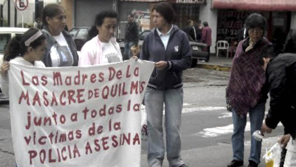 """La """"Masacre de Quilmes"""" ocurrió en la noche del 20 de octubre de 2004."""