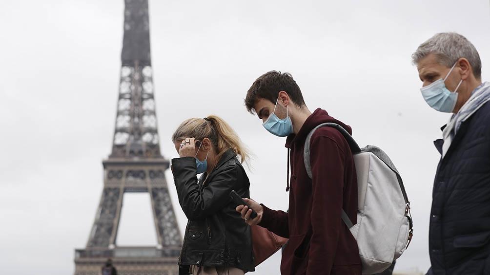 Continúa la segunda ola de contagios en Europa