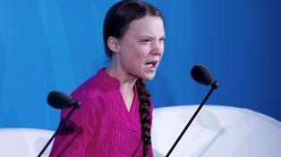 Greta Thunberg no asistirá a cumbre climática en Escocia como forma de protesta
