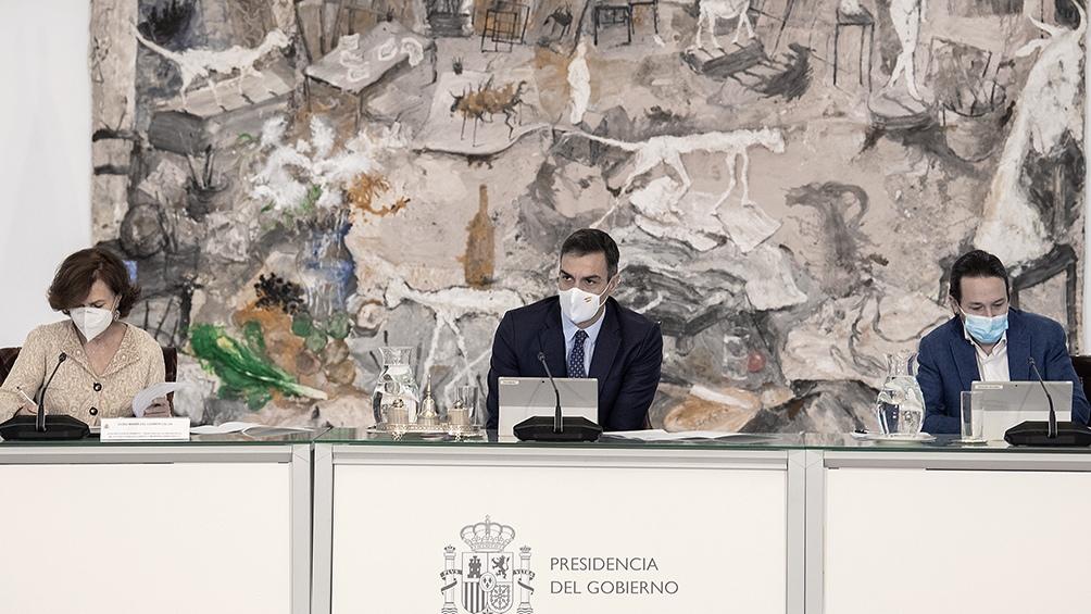 El Gobierno espera que las Cortes Generales prolonguen la medida hasta el 9 de mayo.