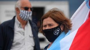 """Leonor Etchvehere: """"Nos vamos a quedar en la puerta del campo hasta que lo devuelvan"""""""