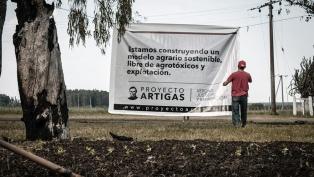El Proyecto Artigas continúa en distintos puntos del país mientras sigue la pelea judicial familiar