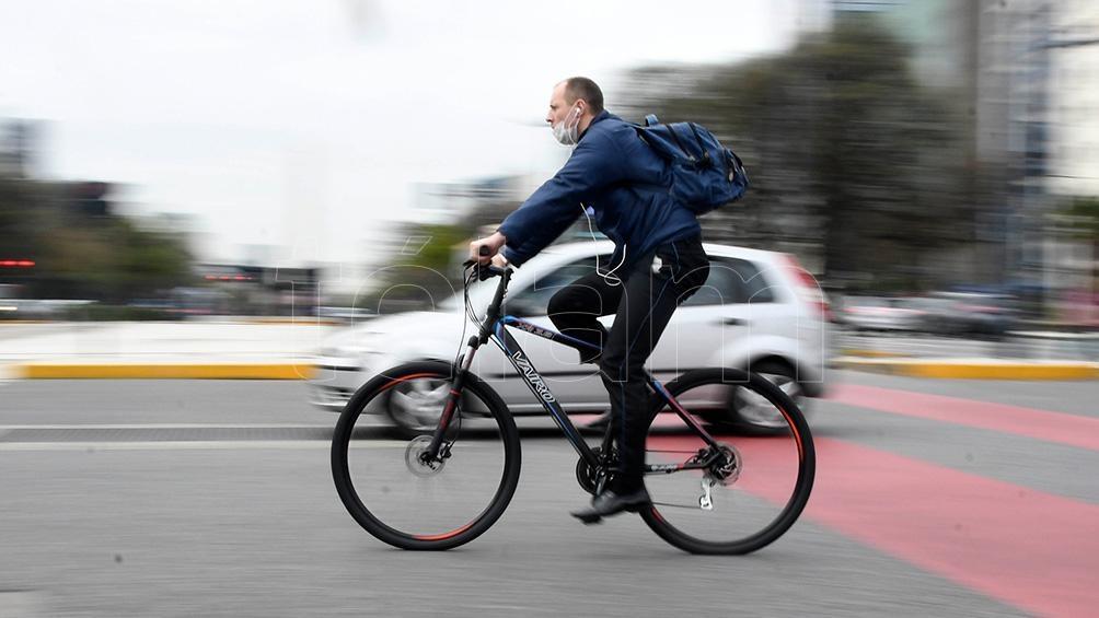Las bicicletas quedan en custodia de comedores y merenderos para que los vecinos puedan pedirlas prestadas.