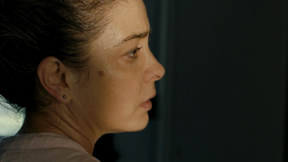 """Erica Rivas protagoniza """"Los sonámbulos""""."""