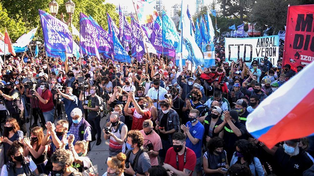 Organizaciones Sociales en La Rural de Palermo