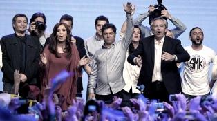 El FdT usará el mismo búnker en el que celebró el triunfo en las elecciones de 2019