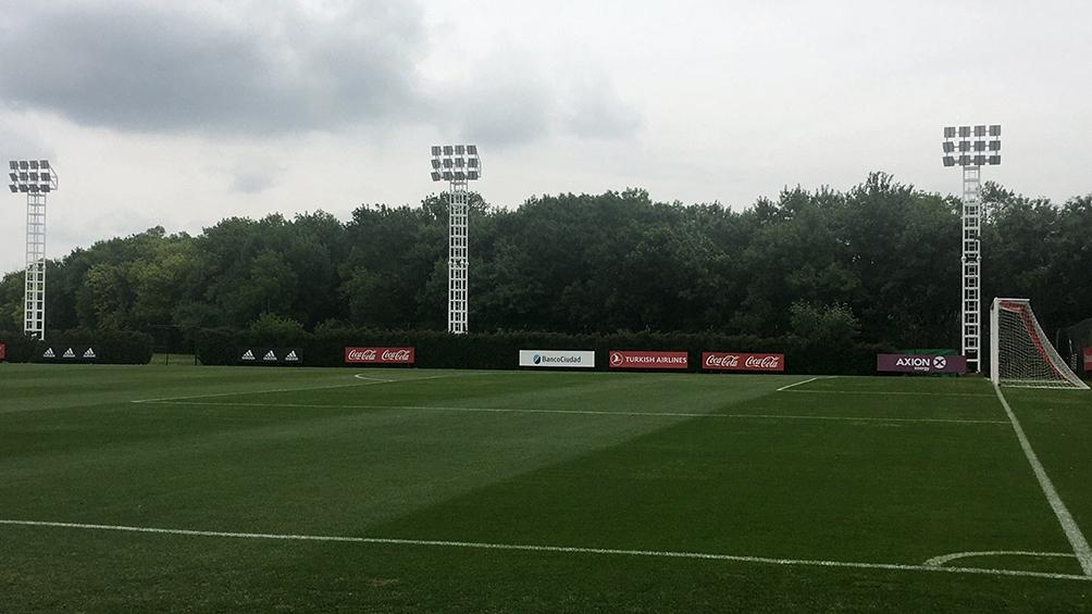 El River Camp está listo y el club espera que el jueves le den el visto bueno