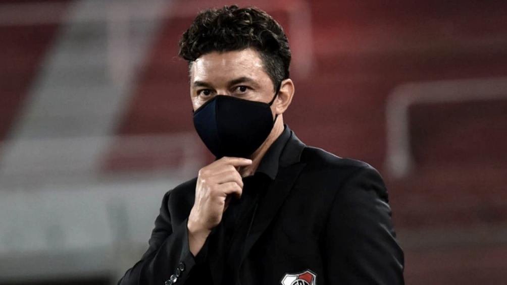 Marcelo Gallardo está en condiciones de repetir el equipo. El único lesionado de todo el plantel es Christian Ferreyra.