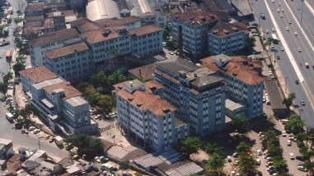 Murió una mujer con coronavirus tras un incendio en un hospital de Río de Janeiro