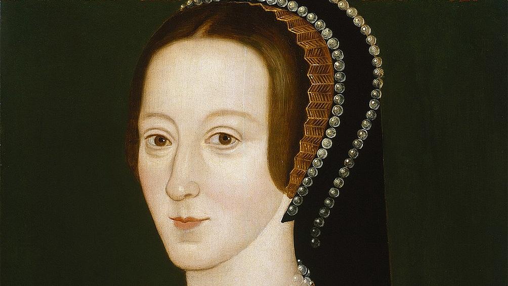 Ana Bolena fue la segunda esposa de Enrique VIII, madre de  Isabel I.