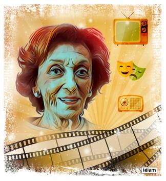 Cumple 100 años Hilda Bernard, figura estelar del espectáculo argentino