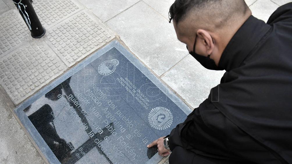 Juan Roldán fue asesinado el 28 de septiembre, atacado con cuatro puñaladas.