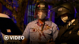 Biden llamó a la calma tras protestas por otra muerte de un hombre negro a manos de la policía