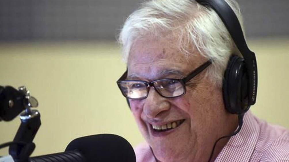 El conductor, de 82 años una semana atrás anunció que el 31 de diciembre se retirará del medio.