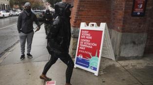 El Servicio Postal reconoció retrasos en la entrega del voto a tiempo por correo