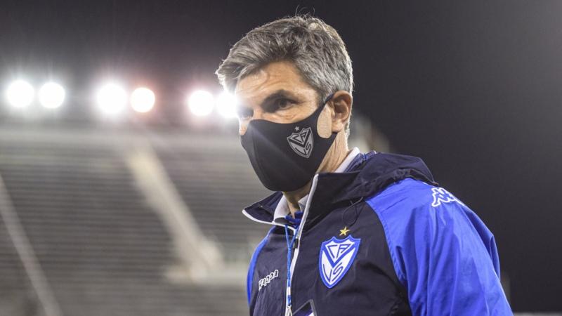 """Pellegrino: """"Ojalá pueda volver a contar con Brizuela y Almada lo más pronto posible"""""""