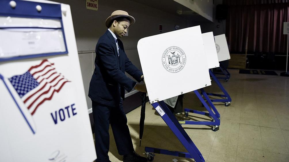 La campaña presidencial va llegando a su fin.
