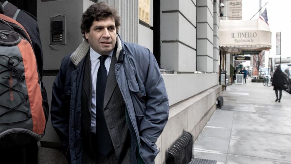 Sergio Chodos, representante argentino ante el Fondo Monetario Internacional.