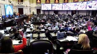 Diputados: formalizaron la convocatoria a sesión para tratar el Aporte Solidario y el Presupuesto