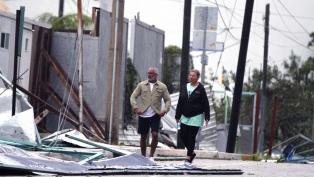 Al menos tres muertos y millones de personas sin luz tras el paso del huracán Zeta