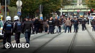 Estupor y máxima alerta en Francia por un mortal ataque islamista dentro de una iglesia