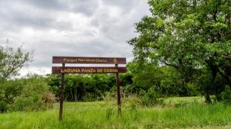 El parque está a 120 kilómetros de Resistencia.