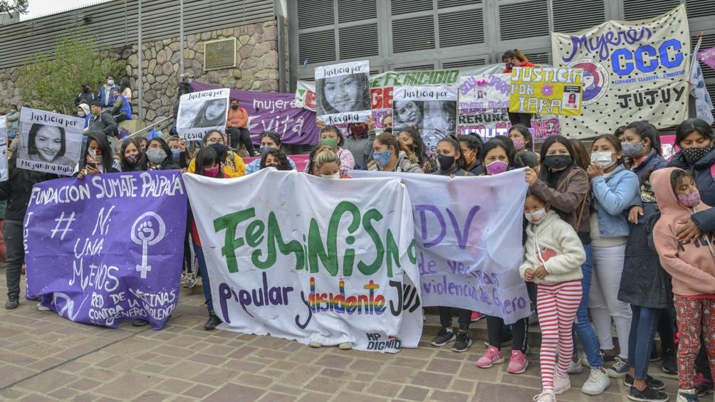 Sancionaron una ley de emergencia por violencia de género tras cinco femicidios en un mes