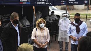 Covid: mejoran los indicadores en Rosario pero piden continuar con los cuidados