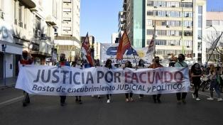Movilización en Pedro Luro a seis meses de la desaparición de Facundo Astudillo Castro