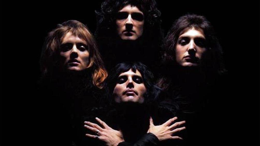 """El grupo británico Queen y su canción """"Rapsodia bohemia"""""""