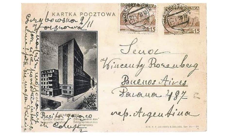 Cartas desde el Gueto de Varsovia.