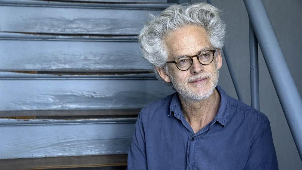 """Amigorena, quien nació en Buenos Aires en 1962, se considera un """"escritor francés"""", porque es la única lengua en la que escribe."""