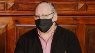 Murió por coronavirus el intendente de Gualeguay