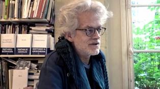 Santiago Amigorena: �La escritura es otra forma del silencio�