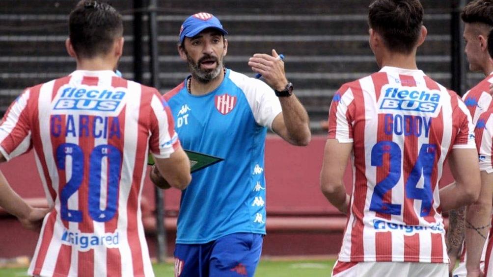 Unión tenía sus esperanzas depositadas en la Sudamericana, pero fue derrotado como local ante Emelec por 1-0