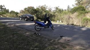 Asesinan de un balazo en la cabeza a un adolescente en la ciudad de Santo Tomé
