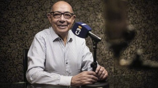 Alberto Fernández expresó sus condolencias por la muerte del periodista Mario Pereyra