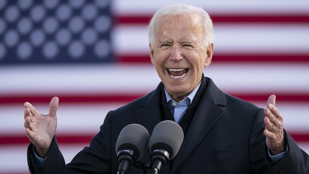 En 2008 se convirtió en el compañero de fórmula de una nueva joven promesa demócrata: Barack Obama.