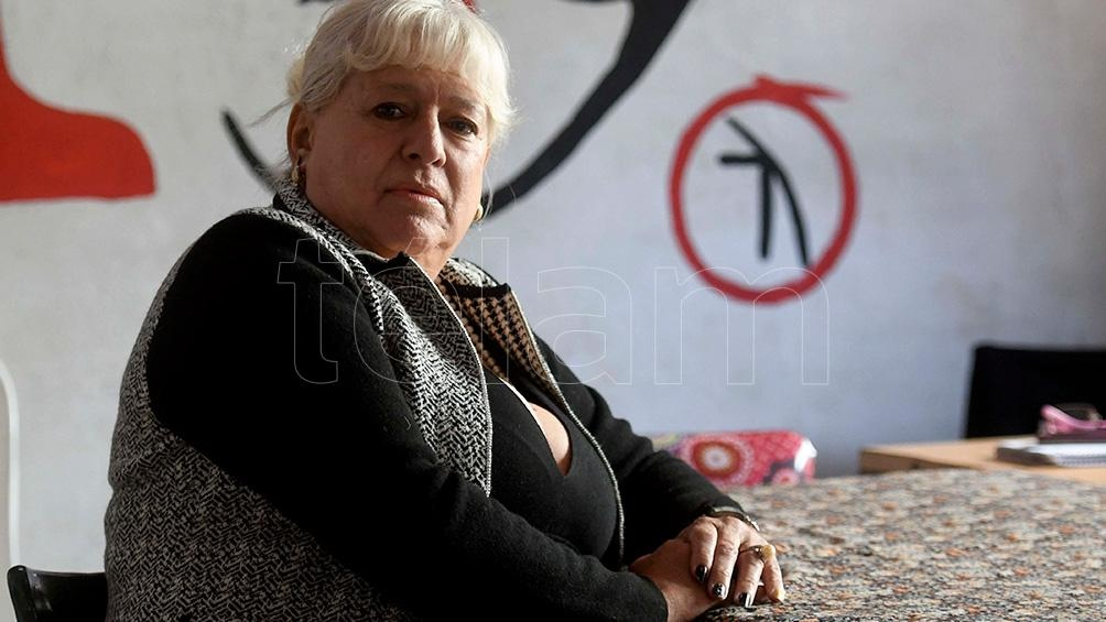 Valeria Ramírez estuvo presa durante 14 días en el Pozo de Bánfield.
