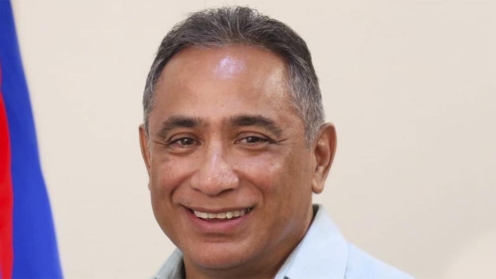 Johnny Briceño, el candidato del PUP a liderar el gobierno beliceño