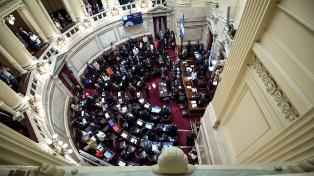 El Senado sigue la discusión sobre los cambios en el Ministerio Público